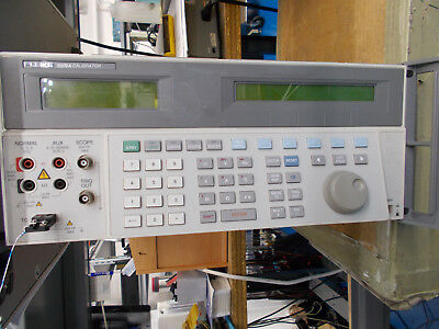 FLUKE 5500A with 600 card option REPAIR