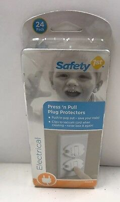 Safety 1st Press N' Pull Plug Protectors