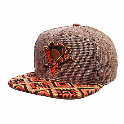 Pittsburgh Penguins Zephyr Dream Catcher Cap Hat Snapback