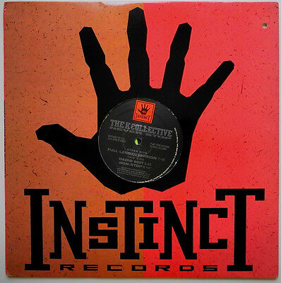 "12"" Us**the K Collective - Never Stop (Instinct Records '90)***23006"