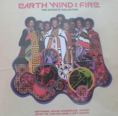 EARTH WIND & FIRE - The Ultimate Collection (CD) . FREE UK P+P .................