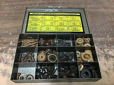 """VINTAGE """"HANDY ANDY 7a Ball Cock Piston Packing REPAIR PARTS KIT"""