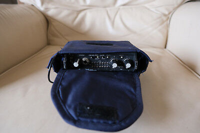Sound Devices MixPre (with bonus recorder, bag, cables)