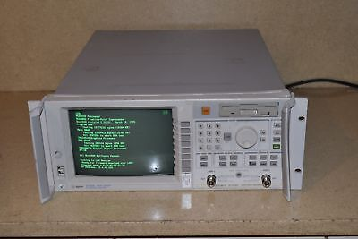 ^^ Agilent Hp  8714Es Rf Network Analyzer 300 Khz - 3000 Mhz