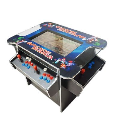 ✅ 4 PLAYER Cocktail Arcade Machine🔥 2475 Classic Games ✅ 165LB commercial grad