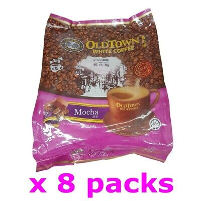 OldTown Malaysia Old Town White Coffee Instant Mocha 3 in 1 (35g x 120 sachets)