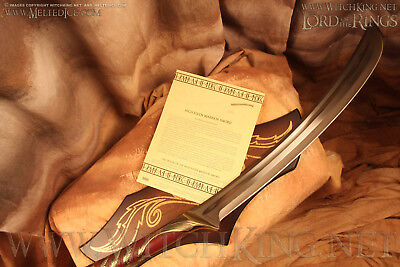 High Elven Warrior Sword/Lord of the Rings/LOTR new/Elrond/United Cutlery/UC1373