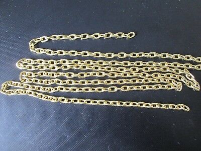 Hermle Brass Clock Chain It Fits 241 Movements And All Other Hermle Movements