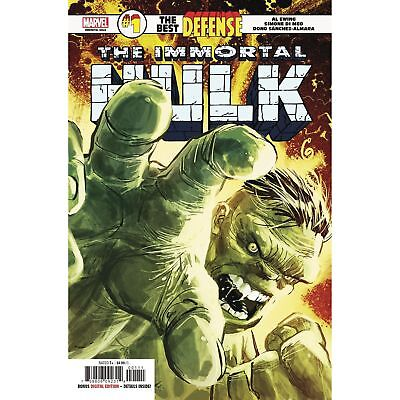 Defenders Immortal Hulk #1 - Marvel