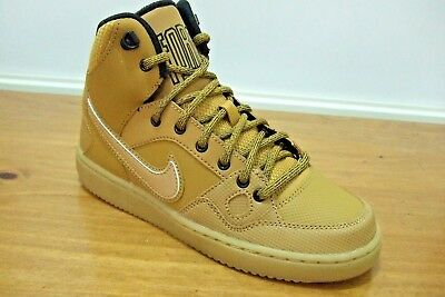 9578d2ad749 Nike Son Of Force Mid Winter Boys Mens Shoes Trainers Uk Size 3 - 6 807392