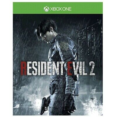 Resident Evil 2 Remake -uncut- (Xbox One)