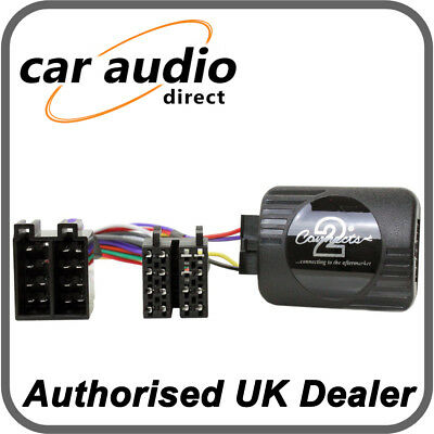 Connects2 CTSVX001.2 Stalk Adapter for Vauxhall Astra/Omega/Aglia/Zafira/Vectra
