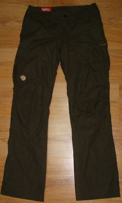 Fjall Raven Trousers  Hose - Size 38 - 89067 Karla Trousers G-1000 Regular Low