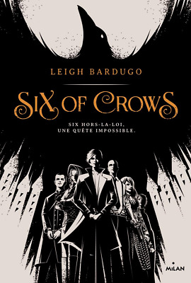 Six of Crows #1 by Leigh Bardugo PDF EPUB AUDIOBOOK