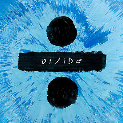 Ed Sheeran  (Divide) Cd Deluxe Edition Nuovo Sigillato