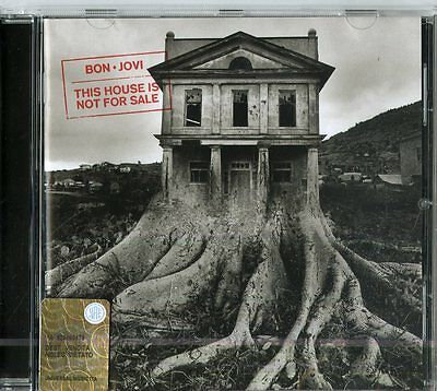 Bon Jovi This House Is Not For Sale Cd Nuovo Sigillato