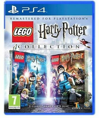 Lego Harry Potter Collection 1 - 7 Videogioco Ps4 Gioco Play Station 4 Italiano