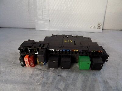 00 06 w220 mercedes s500 s430 s600 front left sam fuse box relay 2000 2006 mercedes benz s430 500 w220 sam relay fuse box module oem