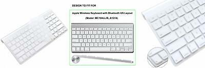 ProElife Ultra Thin Silicone Keyboard Protector Cover Skin for Apple...