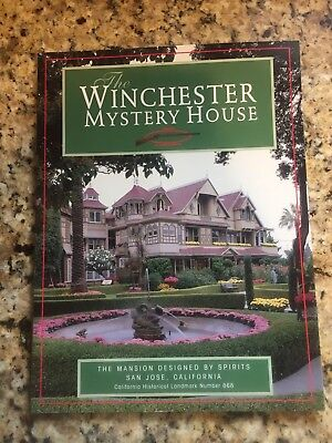 Winchester Mystery House Souvenir Book *NEW*