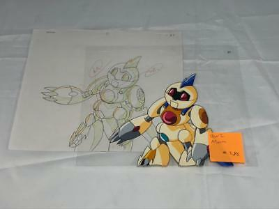 Transformers Japanese Beast Wars 2 Ii Moon Animation Art Cell Lot 280