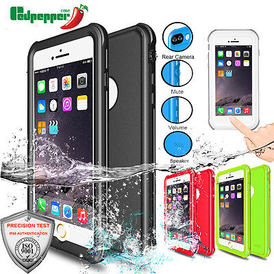 for Apple iPhone 7 8 Plus Shockproof Waterproof Dirt Proof Hard Case Full Cover