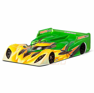 PROTOFORM 1612-21 TR -12 Lightweight Clear Bodyshell FOR 1:12 On-Road RC Car