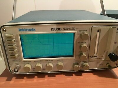 Tektronix 1503B Kabeltester Time Domain Reflectometer