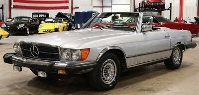 1977 Mercedes-Benz SL-Class 450SL 1977 450SL Only 71k Original Miles. Immaculate Condition Inside And Out.