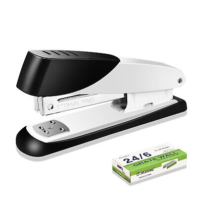 Heavy Duty Desk Paper Stapler 1000 Staples Commercial Manual Office Desktop New