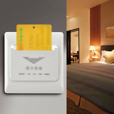 Magnetic Card Switch Energy Saving Switch Insert Key High Grade Hotel For Power