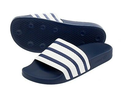 7c13f28abec134 New Adidas Originals Men s Adilette Sandals Slides ~ Size Us 12 ~  g16220