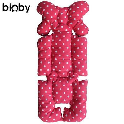 Large Baby Infant Supersoft Stroller Car Seat Cushion Breathable Rebound Mat Pad