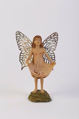 Faerie Of The Blossom  FY12 Clarecraft The Faerie Realm In Very Good Condition