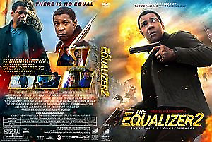 The Equalizer 2 (2018 bluray) Exrental