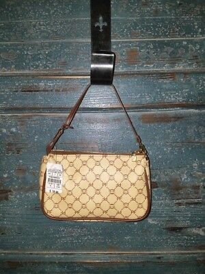 Women's Paul Frank Julius Limited Edition Monogram Logo Handbag NWT's