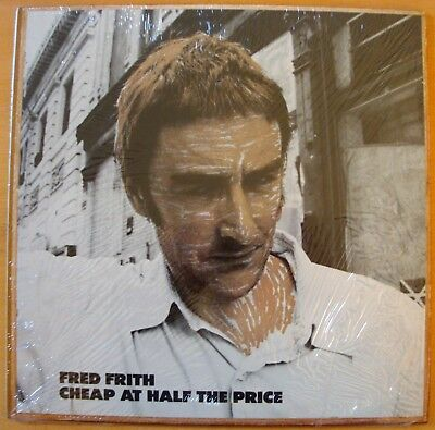 Fred Frith - Cheap At Half The Price (Ralph Records)  LP