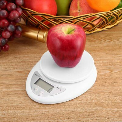 5kg 5000g/1g Digital Electronic Kitchen Food Diet Postal Scale Weight Balance #T