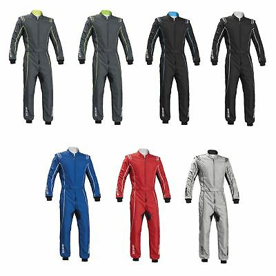 Sparco Groove KS-3 FIA Approved Perforated 2 Layer Karting / Go Kart Suit