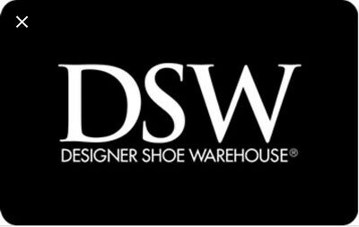 $25 DSW Gift Card