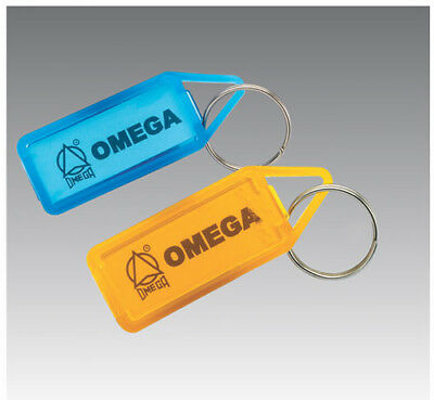 Extra Strong Key Click Tags/Key Ring/ID Name Card/Key Tags   - 5, 10,15, 20, 50