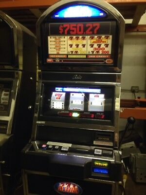 Bally Alpha Blazing 7's SLOT MACHINE Freight Shipping Available