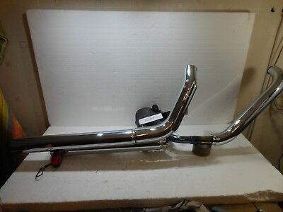 Kawasaki Vn1500P Exhaust System*Used* (7569)
