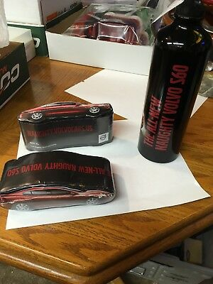 Volvo S60 2010 All New Naughty Volvo NWT Water Bottle Plus 2 T Shirts Xl Promo