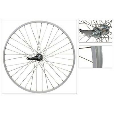 "CHOPPER WHEEL 294222 26/"" x 2.125/"" Alloy Coaster Wheel BLUE .BEACH CRUISER"