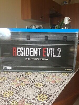 Resident Evil 2 Collector Editon PS4 (PAL VERSION)