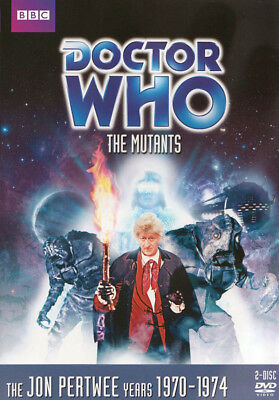 Doctor Who - The Mutants (Jon Pertwee) (1970-1 New DVD