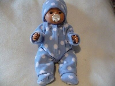 Baby dolls clothes hand made to fit baby born boy 18 inches