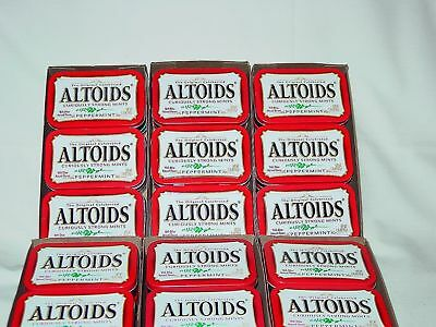 36 Empty Altoids Tins Crafts Sewing Fishing Electronics Lapidary Screws Storage