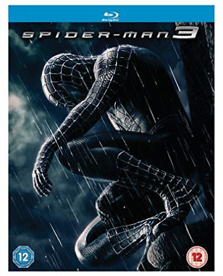 Spider Man 3 2007 Venom Repackage BLU-RAY NUOVO